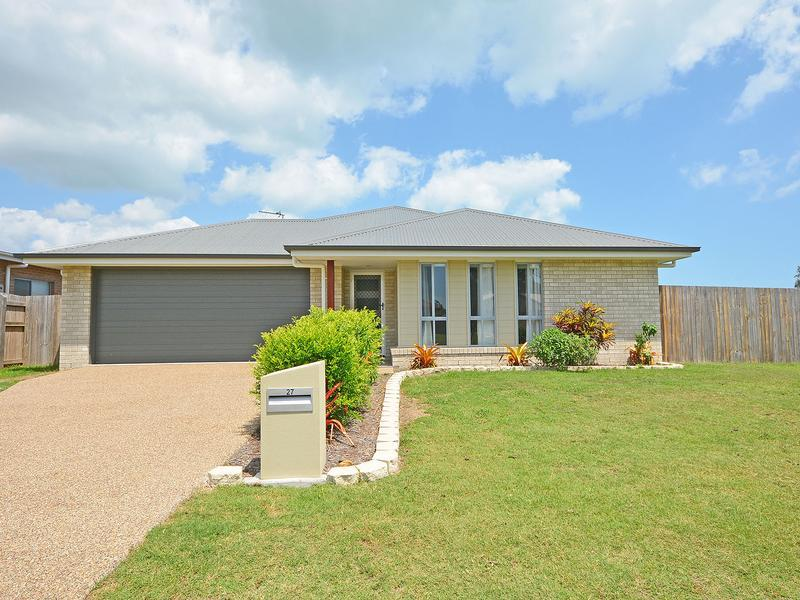 THREE YEAR OLD HOME IN A SOUGHT AFTER CUL DE SAC LOCATION WITHIN WALKING DISTANCE OVER THE FOOTBRIDGE TO GATAKERS BAY RECREATIONAL PARK, SANDY BEACH.