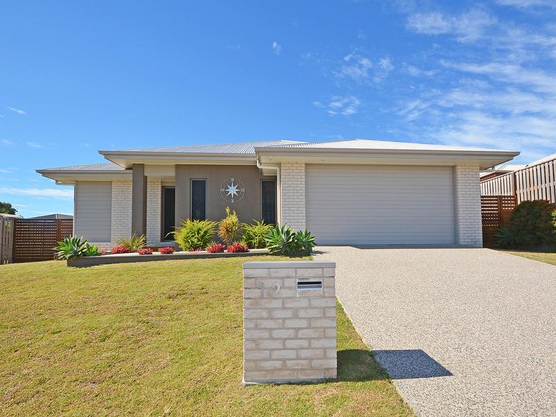 BUILT 2015, OCCUPIED 2017, WALK TO STOCKLAND SHOPPING CENTRE FROM THIS CENTRAL AND QUIET CUL DE SAC LOCATION. SEPARATE LIVING ROOM, CARAVAN PARKING.
