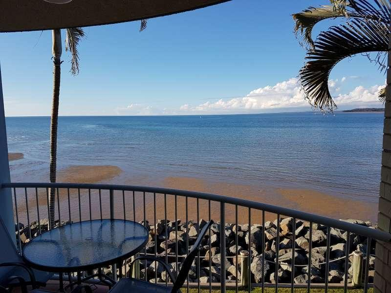 BREAKFREE GREAT SANDY STRAITS RESORT, SEA, BEACH AND FRASER ISLAND VIEWS, PERMANENT RESIDENCE, HOLIDAY HOME, RENT OUT OR ACCOMMODATION LETTING POOL.