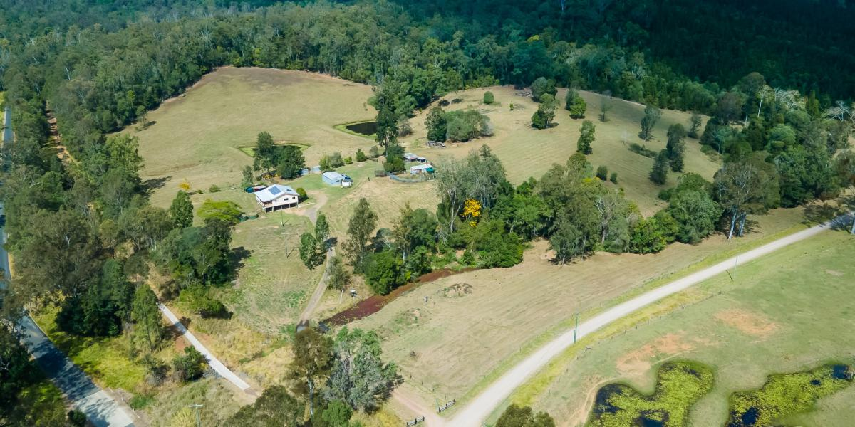 25 ACRES ADJOINING THE STATE FOREST