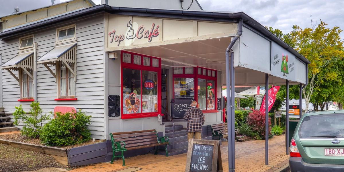 TOP CAFE - KENILWORTH QLD