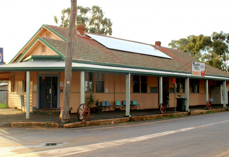 Drovers Dog Hotel Eumungerie   - A Classic Outback Pub