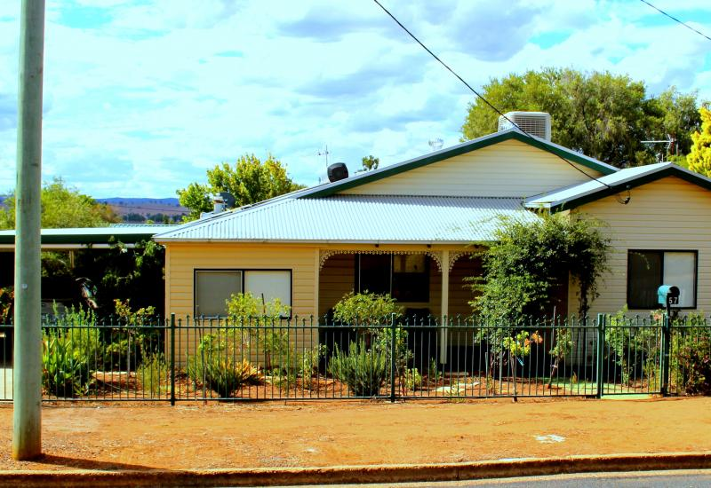 Ideal Family Home & Massive Shed for Auction at 57 Digilah Street, Dunedoo