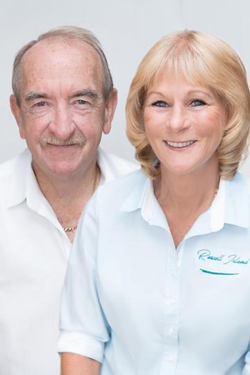 Karen & Ted Byrne