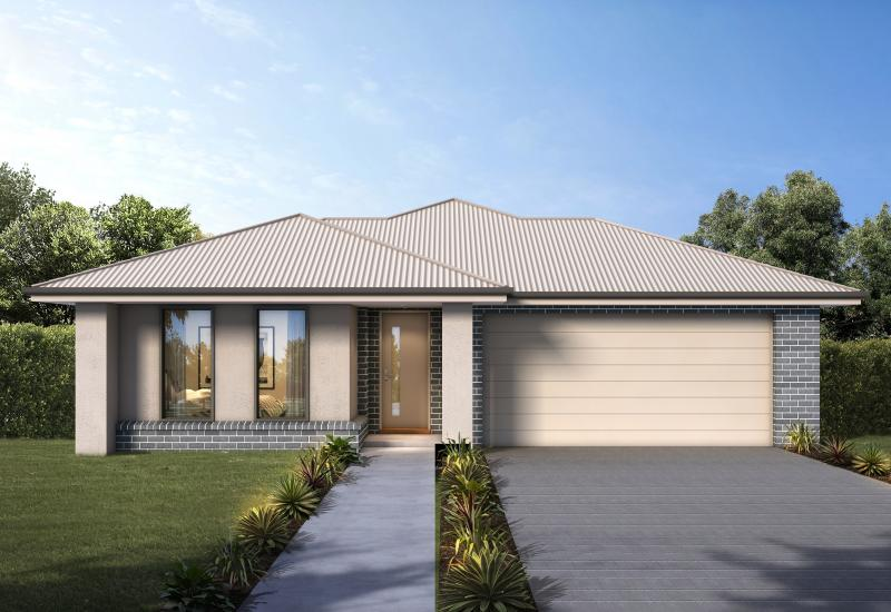 Fully Turnkey Fixed Priced 4 bed 1 lounge 2 garage