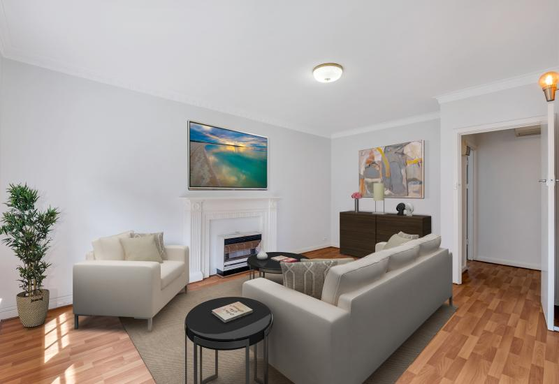 Spacious, Single Storey Home Unit - 2 Good Size Bedrooms & Large Rear Courtyard