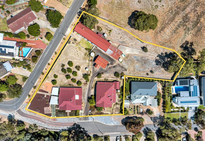 Huge Land Holding of Approximately 5,295sqm with 3 Dwellings Over 3 Titles