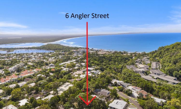 Blue Chip Vacant Land, Premier Noosa Heads Location
