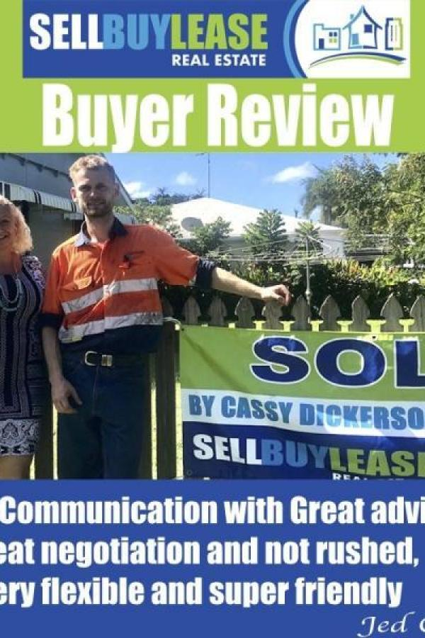 Good Communication, great advice and negotiations, not rushed and super friendly