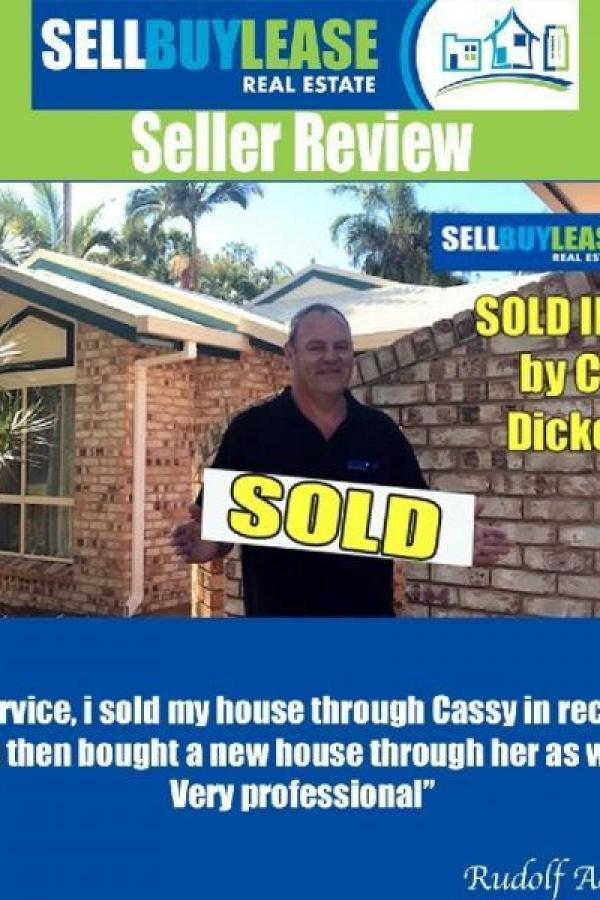 Great service, sold my house in record time, very professional