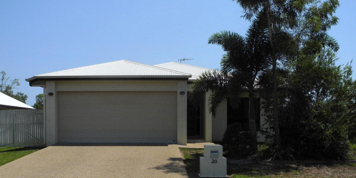 Immaculate and modern- air conditioned home