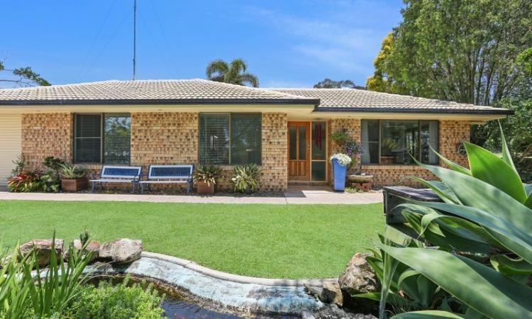 Prime Old Tewantin position, huge level block, side access, double shed plus carport plus, plus, plus...