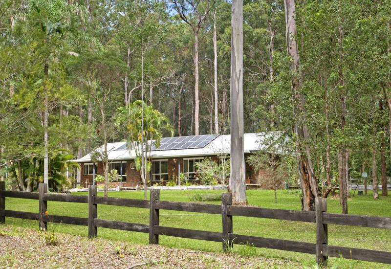 Affordable acreage property in quiet King Creek location