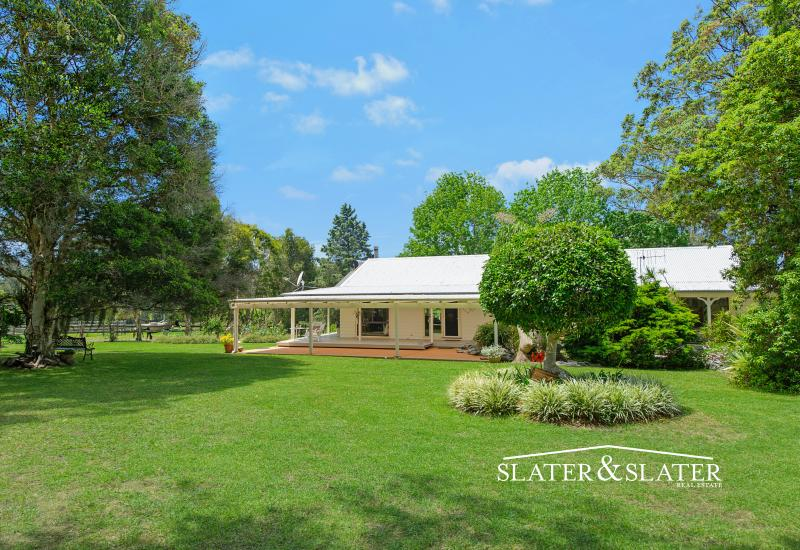 """Yarraman"" - country lifestyle property close to Port Macquarie"