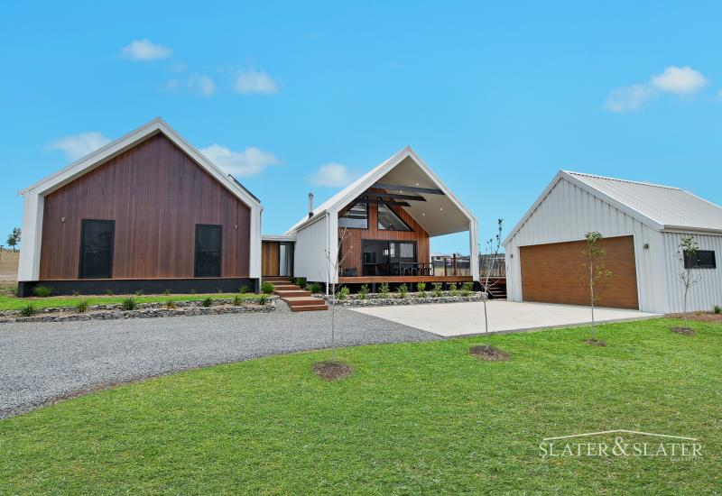 Distinctive and bespoke four bedroom home on one acre