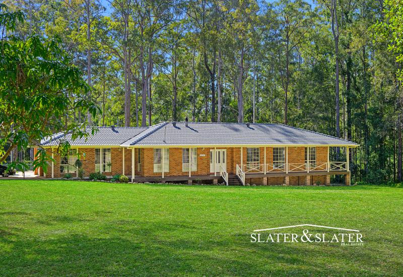 Established home on 3.7 acres with pool