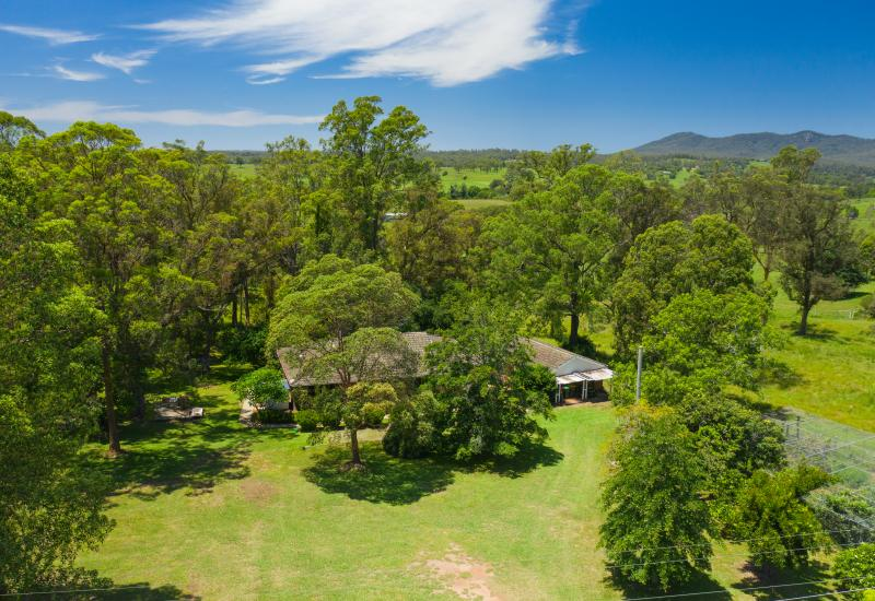 Versatile small acreage property with views towards Bago Bluff