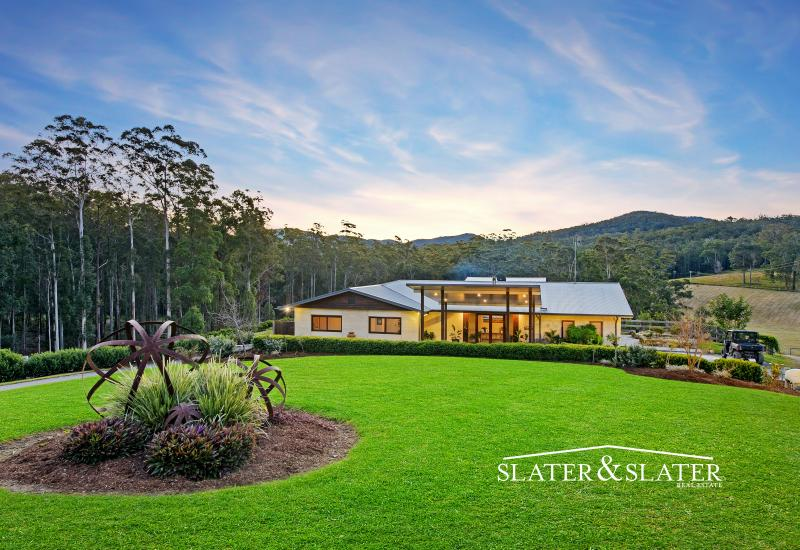 """SOLD - """"Aroona"""" - exceptional home and lifestyle on 100 acres"""