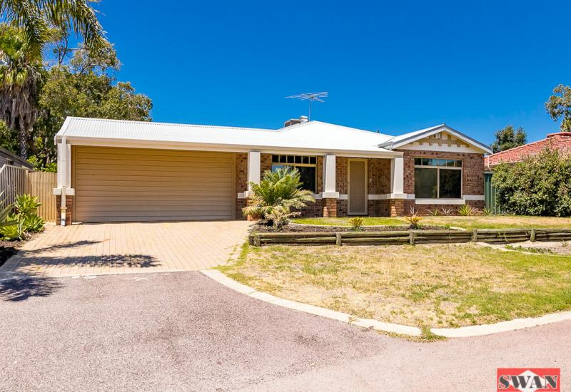 There is so much to offer in this spacious, sold, brick and iron 4 bedroom 2 bathroom family home