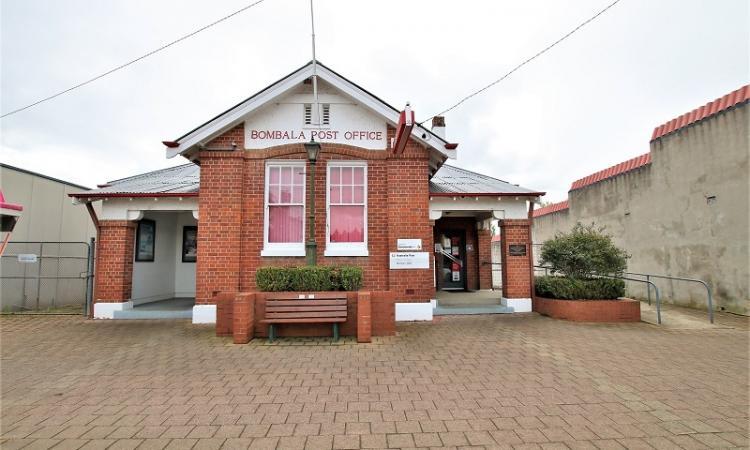 Bombala Licensed Post Office