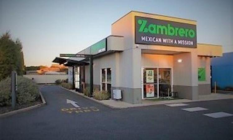 Zambrero Devonport Ethical Fast Food, Drive Through, Excellent Turnover