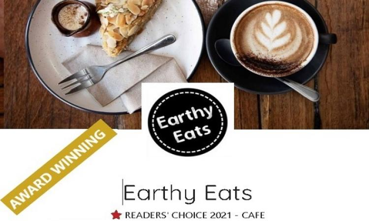 Healthy, Award Winning & Profitable Earthy Eats Cafe, t/o $560K+ Price Negotiable $200k