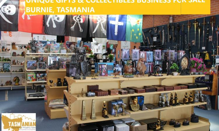 Very Unique Store Specialising In Legendary Gifts & Collectibles & All Things Medieval o/o $99,500 WIWO