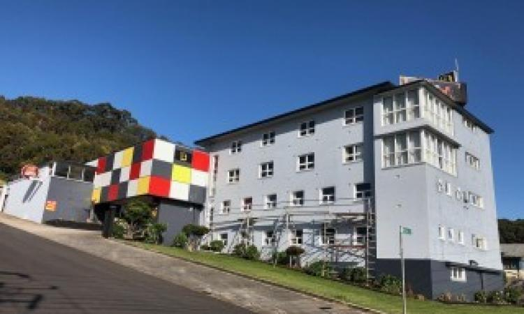 Tasmanian L/hold 26 ensuite room Hotel Motel Function Centre Water Views $195,000 New lease Low rent