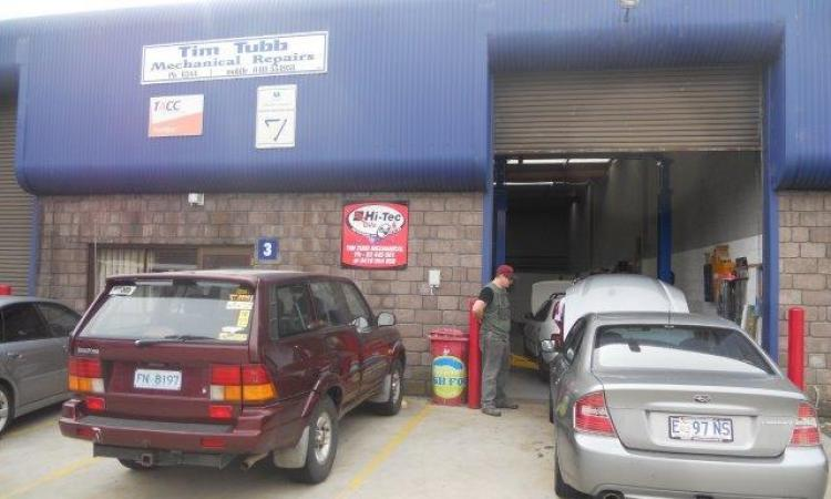 Long Established, Well Known, Highly Respected, Launceston Mechanical Workshop $98,000 + sav neg