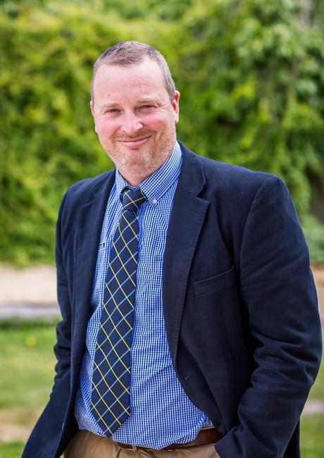 Mark De Garis photo
