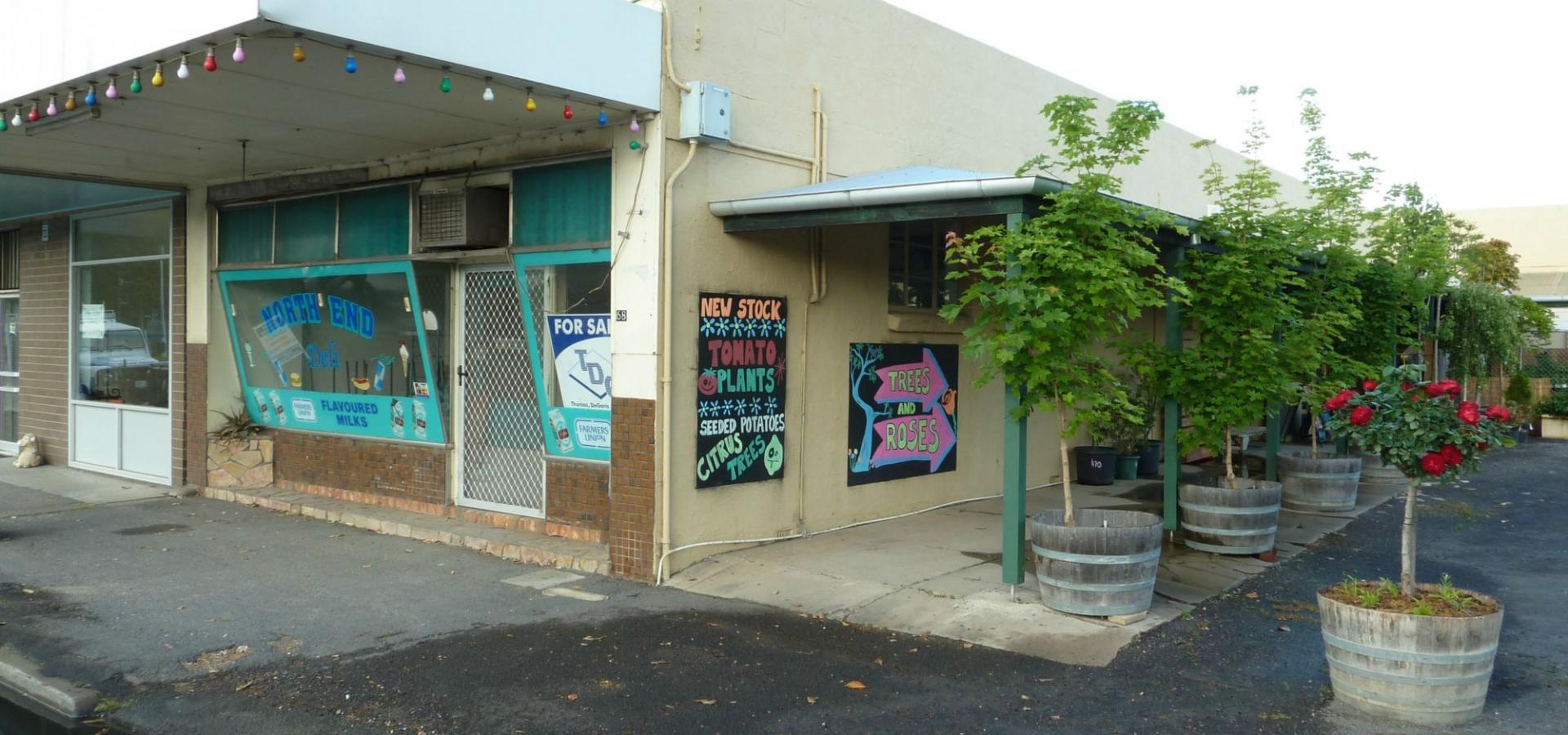 MAIN STREET - INVESTMENT OPPORTUNITY