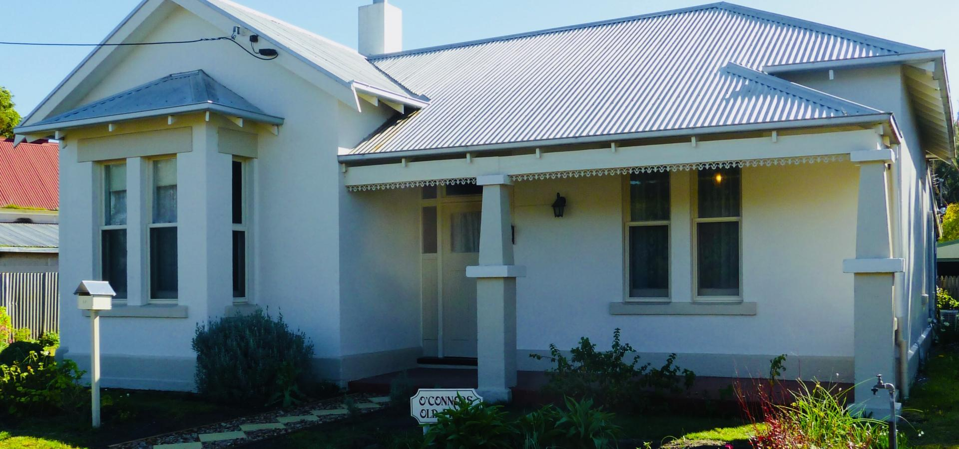 1935 CHARACTER HOME WITH ENORMOUS STREET APPEAL