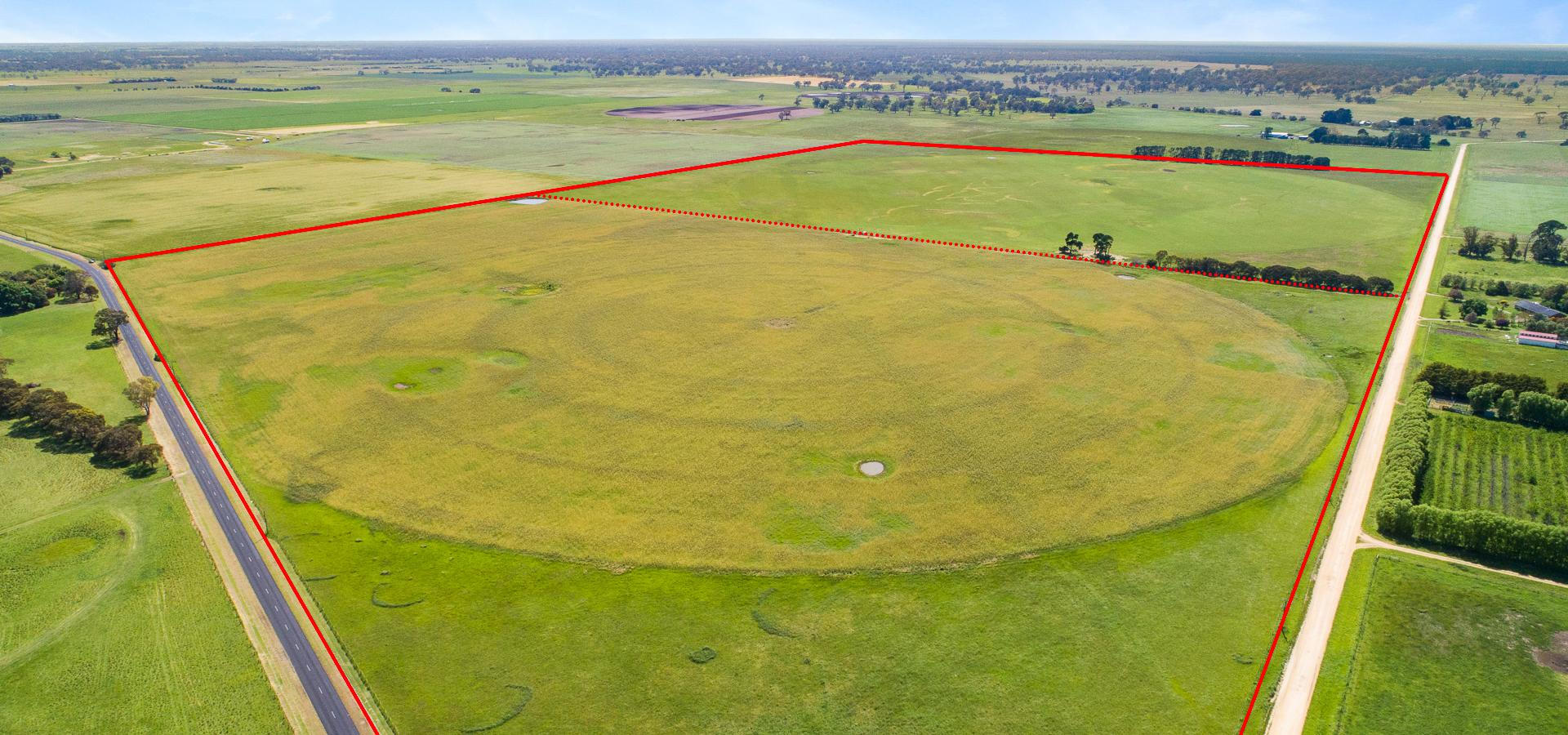 Lot 1 'McDonalds' Reliable Cropping/Grazing Land