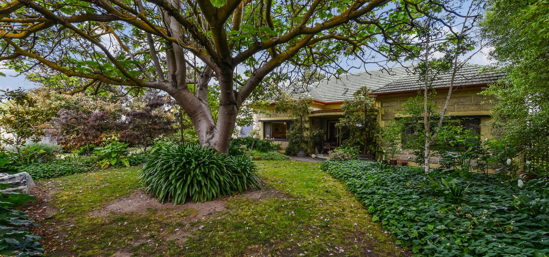 Character home in perfect location!
