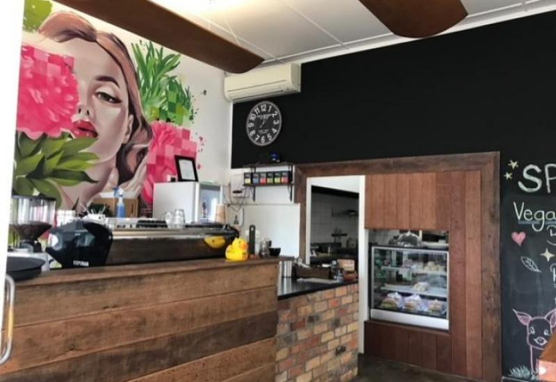 Urgent Sale Trendy Alternative Cafe