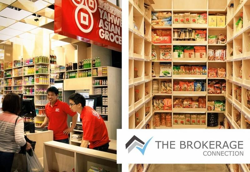 Specialty Asian Grocery Store Profitable Fresh Food Franchise Great Location