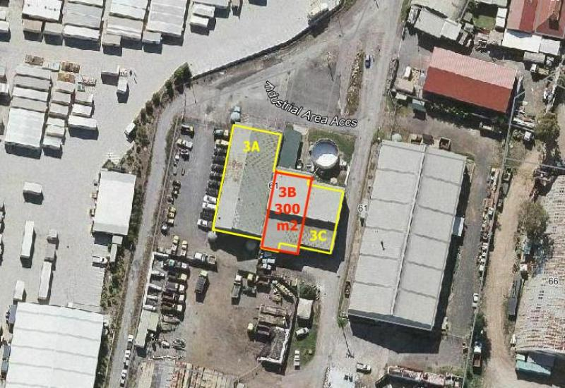 Industrial Shed, 61 River Road, Redbank