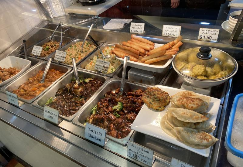 HUGE DISCOUNT  Asian Grocery and Takeaway Store in busy shopping centre