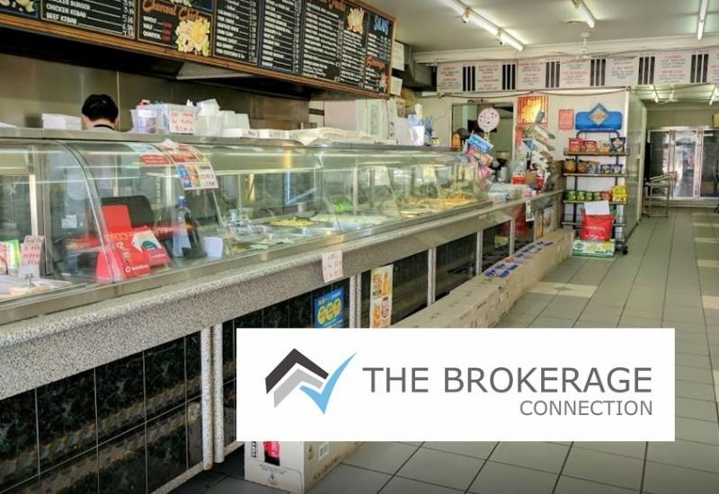 Takeaway Food Business Great Location Dual Income Under $50K