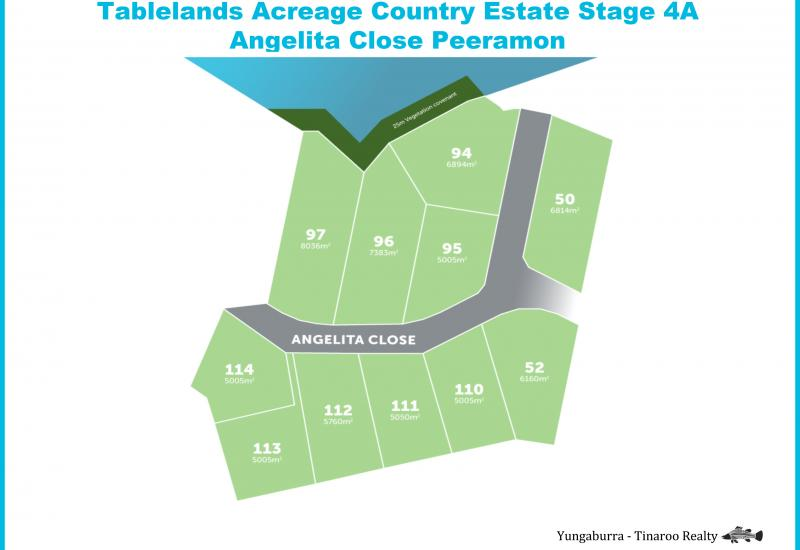 Tablelands Acreage Country Estate Stage 4a