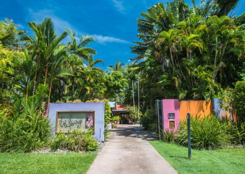 Pink Flamingo Intimate And Private Resort Hotel In Port Douglas