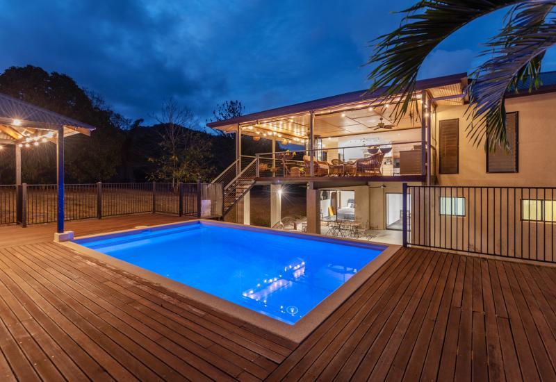 A Family Sized Acreage Retreat