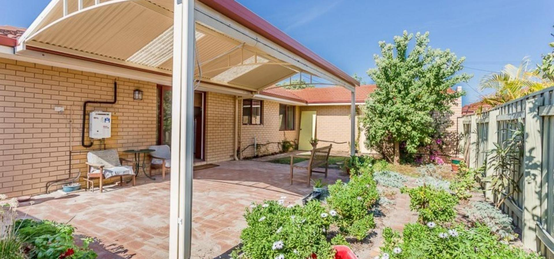 EASY CARE HOME WITH GREAT POTENTIAL!