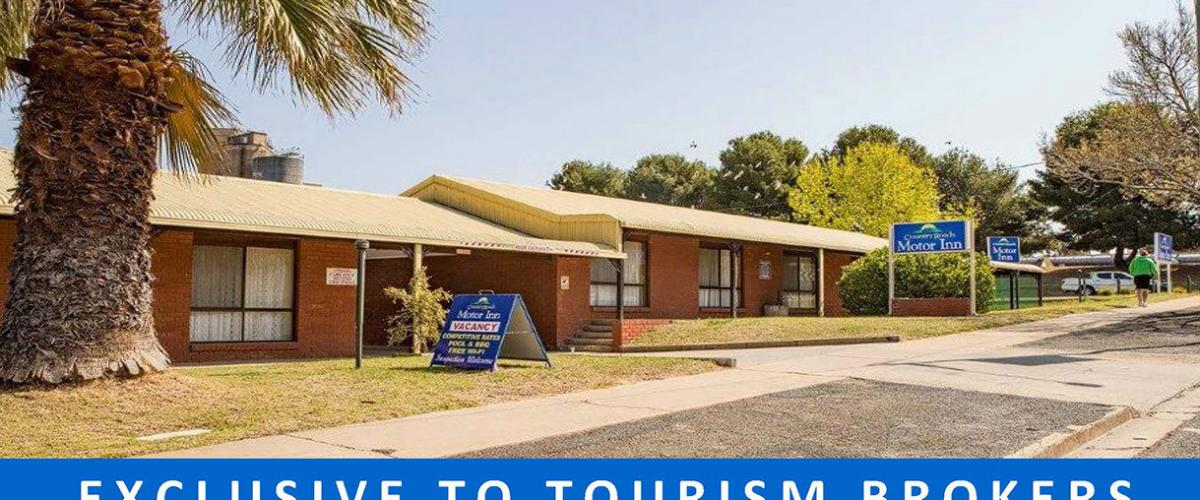 1694ML - Leasehold Motel, Country Lifestyle