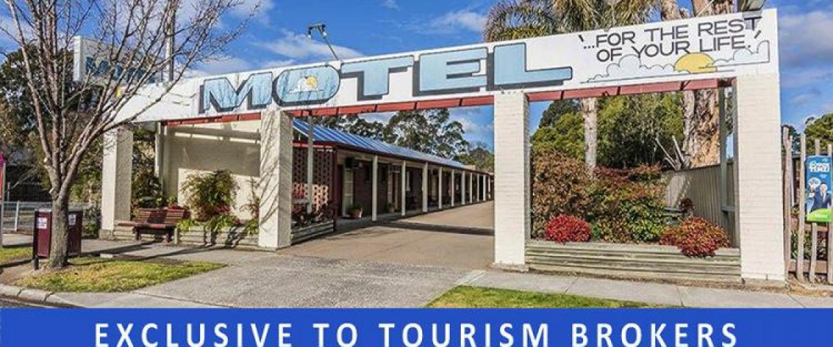 1782MI - MOTEL INVESTMENT WITH A 9% RETURN - VERY SMSF FRIENDLY!