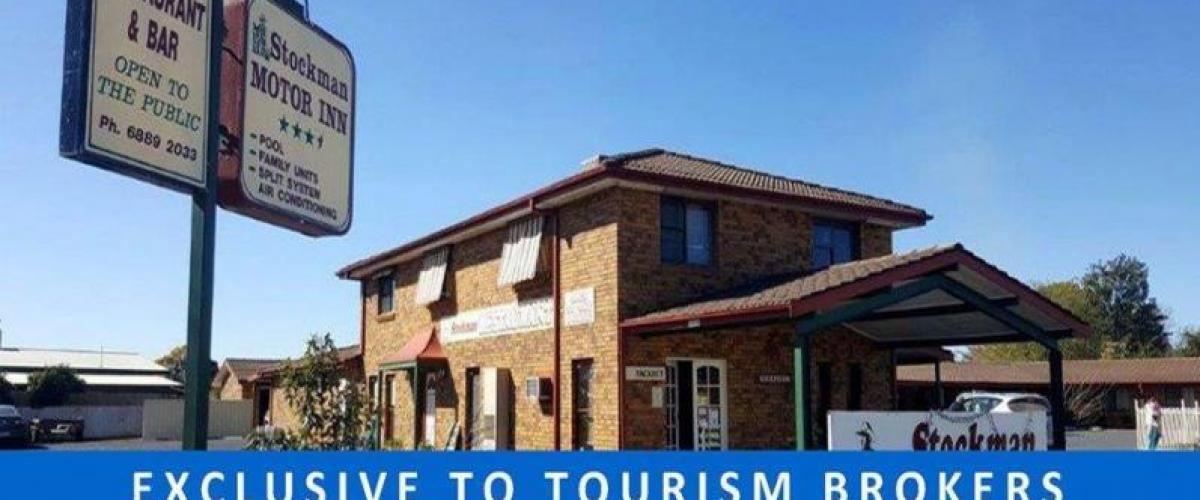 1824MI - Solid Trading, Motel Investment Opportunity