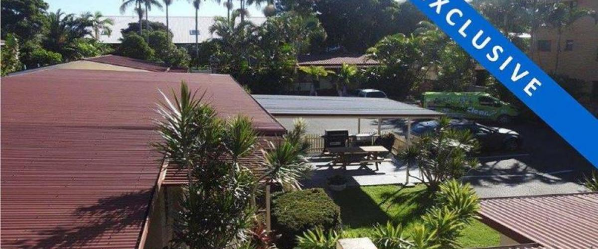 336ML - Beachfront Leasehold Motel