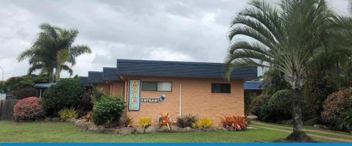 2403MF - Lifestyle Opportunity Freehold Motel in Coastal Growth Area