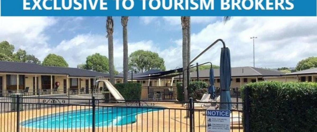 2629MI - HIGH QUALITY 4 STAR MOTEL INVESTMENT IN STRONG REGIONAL TOWN