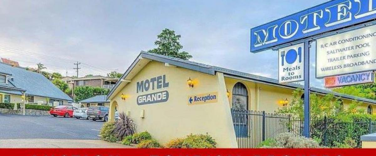 1267MI - A Rare Investment Motel Opportunity!